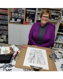 Wednesday - Open Studio Art Class