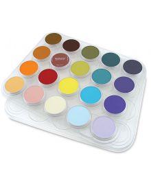 Pan Pastel Plastic Palette Tray 14-inch x 11-inch-20 Cavity
