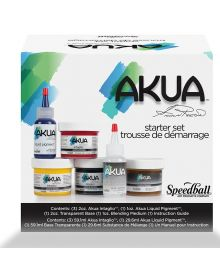 Speedball® Akua Starter Set - 6 pc