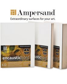 Ampersand Museum Series Encausticbords