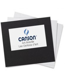 Canson Art Boards 203 mm × 254 mm, 8 × 10 Inch