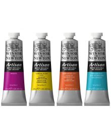 Artisan Water Mixable Oil Assorted Colours