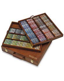 Sennelier Soft Pastel Wood Box Set of 175 - Full Sticks