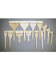 Silver Atelier Hake Brush Series