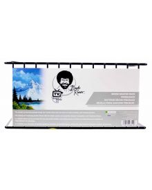 Bob Ross Brush Beater Rack