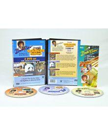 Bob Ross Wildlife 3 Disk Set