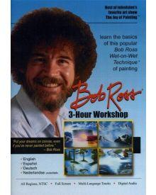 Bob Ross DVD 3 Hour Workshop