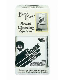 Bob Ross Brush Clean System