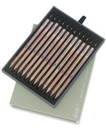 Bruynzeel Design Graphite Pencil Set of 12