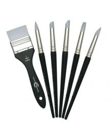 Colour Shaper Painting Tools - Firm Grey Points