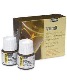 Pébéo Vitrail Crackeling Kit