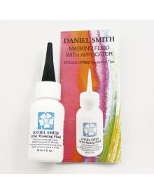 Watercolour Masking Fluid with Applicator 1oz by Daniel Smith
