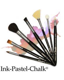 Dynasty I.P.C. Brushes (Ink, Pastel, Chalk)