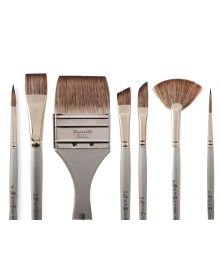 Dynasty Faux Squirrel Brush Series 1827