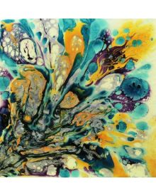 Fantasy Abstract Painting Workshop