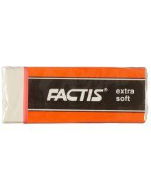 General Pencil Factis Extra Soft White Vinyl Eraser
