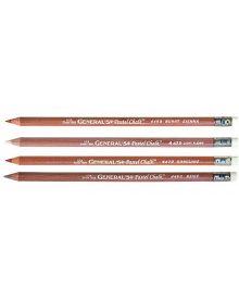 General's Multi Pastel Single Chalk Pencils