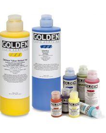 Golden Fluid Acrylic Single Paint Colours