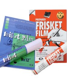 Grafix Prepared Frisket Film Pads l Rolls