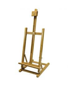 H-Frame Bamboo Table Easel