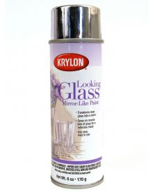 Krylon Looking Glass Mirror-Like Aerosol Spray Paint 6 oz