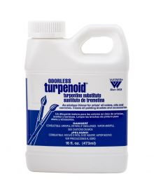 Weber Odourless Turpenoid - 473ml