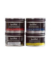 Speedball Assorted Professional Relief Inks