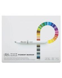 "Winsor & Newton Bleedproof Marker Paper Pad, 9"" X 12"""