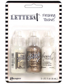 Letter It Finishing Touches, Glam Set of 3-18 ml