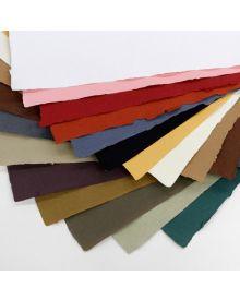 Saint Armand Handmade Paper Colours - Single Sheets 150lb