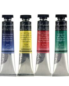 Sennelier French Artists' Assorted Watercolour 21 ml Tubes
