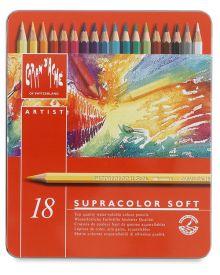 Caran d'Ache Supracolor Soft Set-18