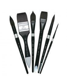 Black Velvet Series 3000S Watercolour Brushes