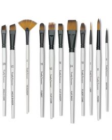 Simply Simmons Acrylic & Watercolour Brushes