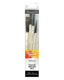 Simply Simmons Rake-It-In Value 4-Brush Set