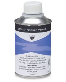 Weber Sphinx Retouch Varnish 236ml Can