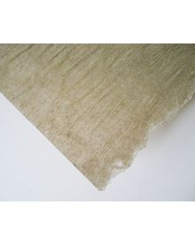 Saint Armand Canal Paper Krinkle Linen Tan-18x30 inch