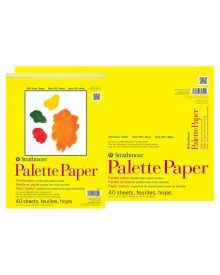 Strathmore 300 Series Tape Bound Palette Paper, 40 Sheets Pads