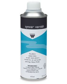 Weber Synvar Varnish 473ml Can