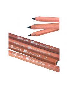 Wolff's Carbon Graphite Sketching Pencils