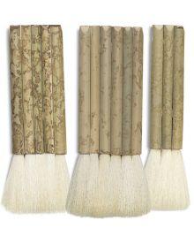 Yasutomo Pipe Handle Hake Brush