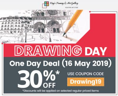 National drawing day is near