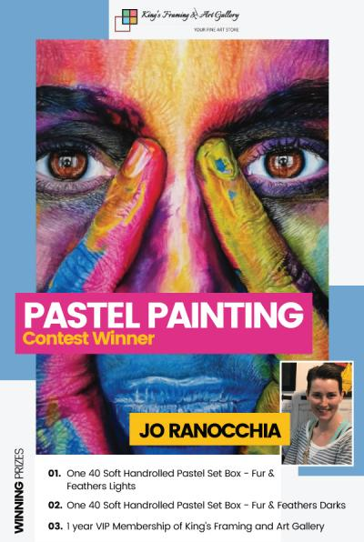 Colourful Lies by Jo Ranocchia