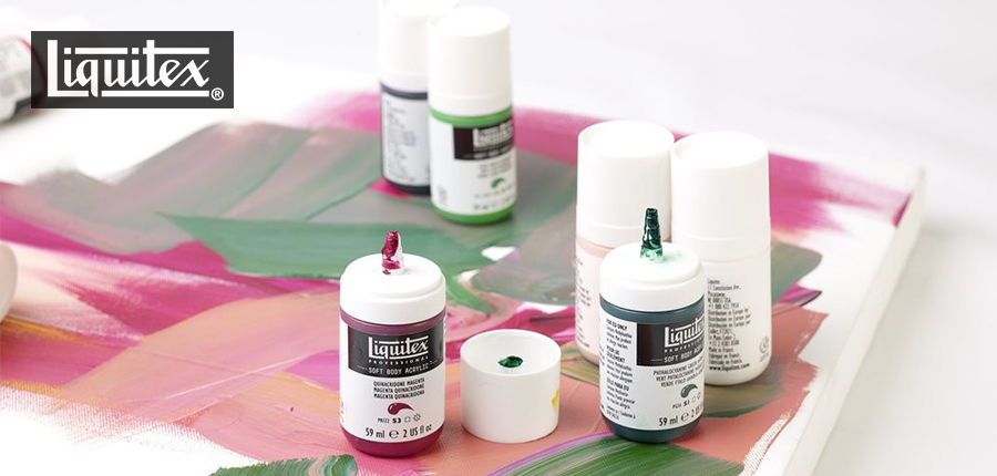 Liquitex Professional Soft Body Acrylic Paint